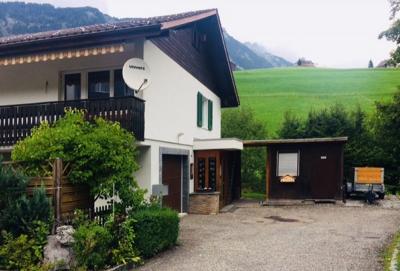Ferienhaus mit Einliegerwohnung in Wildhaus